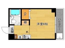 Sawrey House (ソーリーハウス):間取図