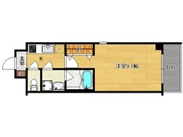 【分譲】BELLAGIO京都洛南GROUV:間取図